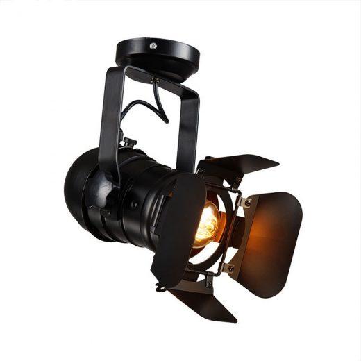 Stropné-reflektorové-svietidlo-v-štýle-retro-reflektora.-Je-unikátne-vďaka-materiálu-a-kreatívnemu-prevedeniu-ktoré-neostane-bez-povšimnutia.