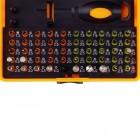 Viacúčelová súprava magnetických skrutkovačov, 53 v 1. Súpravy a sady skrutkovačov nesmú chýbať v žiadnej dielni ani domácnosti (12)