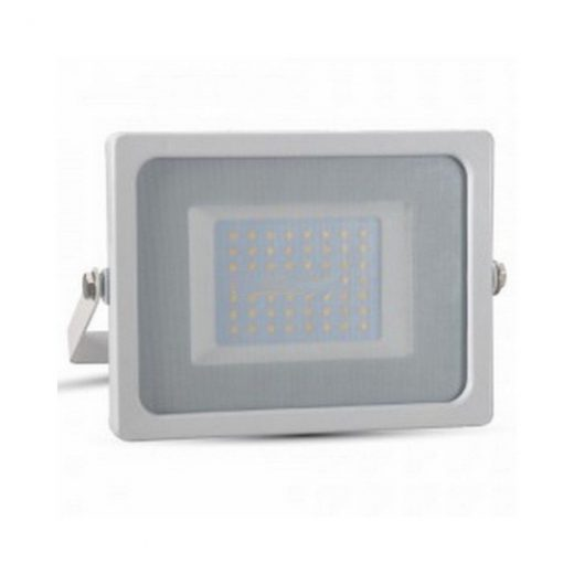 50W LED Reflektor, biela farba, Denná biela, 4000K, 4250lm