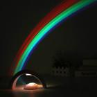 Úžasný dúhový projektor, kreatívne nočné dekoračné osvetlenie (3)