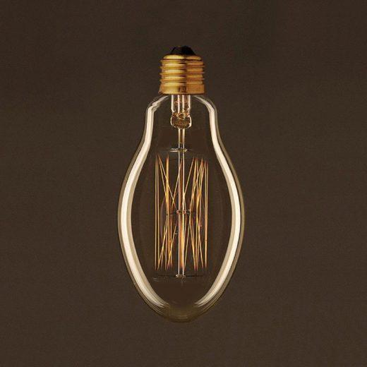 EDISON žiarovka - EGG - E27, 30W, 60lm (1)