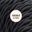 Predstavujeme vám moderné riešenie Vášho osvetlenia pomocou moderných a kreatívnych textilných káblov v rôznych pestrých farbách