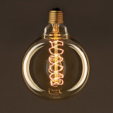 EDISON žiarovka - SPIRAL GLOBUS - E27, 30W, 60lm (1)