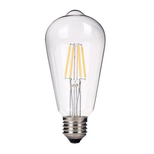 FILAMENT žiarovka - NEW LANTERN - E27, 4W, 450lm (5)