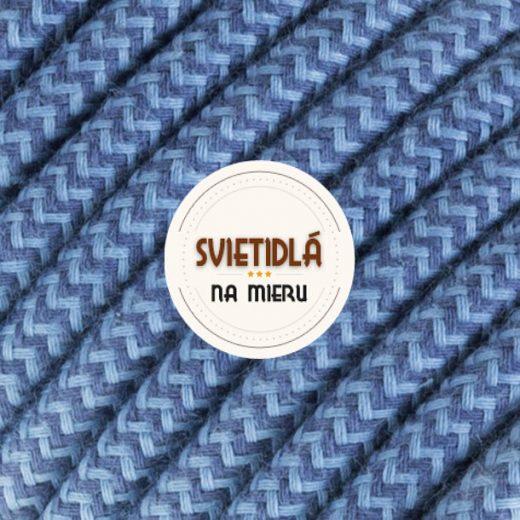 Kábel-dvojžilový-v-podobe-textilnej-šnúry-so-vzorom-AvioJeans-2-x-0.75mm-1-meter-1