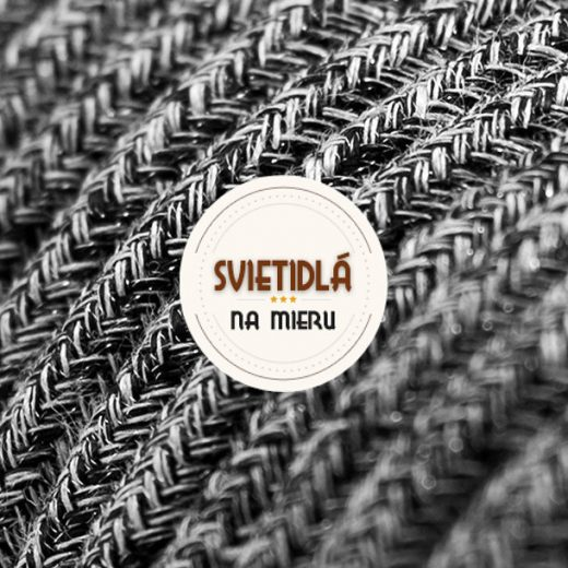 Kábel-dvojžilový-v-podobe-textilnej-šnúry-so-vzorom-NeroLino-2-x-0.75mm-1-meter-1