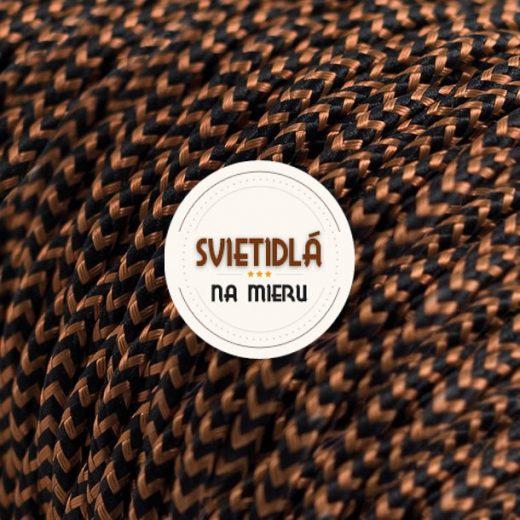 Kábel-dvojžilový-v-podobe-textilnej-šnúry-so-vzorom-Whiskey-2-x-0.75mm-1-meter-1