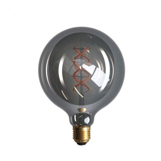 Edison Soft žiarovka, Dymová LED žiarovka - SPHERE - 5W, E27, Stmievateľná, 2000K (2)