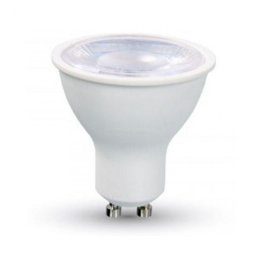LED žiarovka GU10, 8W, Teplá biela, 750lm