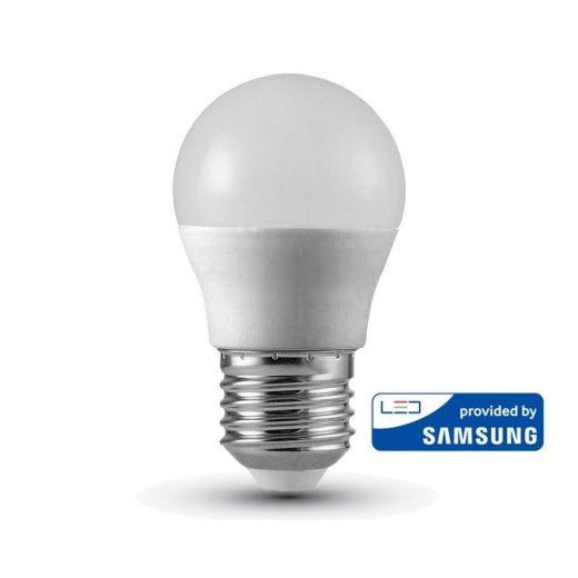 LED Žiarovka SAMSUNG čip, E27, 5.5W, Teplá biela, 470lm