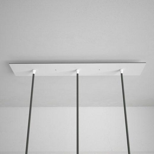 Obdĺžniková-stropná-rozeta-60-x-12-cm-s-3-otvormi-kovová-biela-farba-4