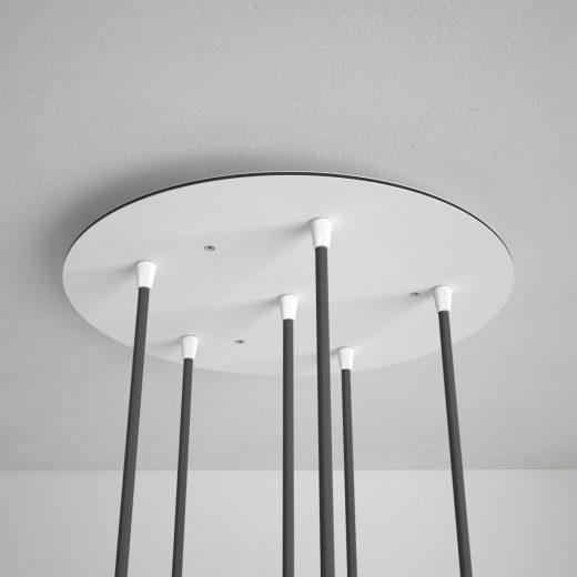 Okrúhla-stropná-rozeta-35-cm-so-6-otvormi-kovová-biela-farba-3