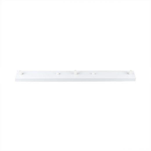 Stropný-obdĺžnikový-držiak-na-3-svietidlá-kovový-3-pätice-biela-farba