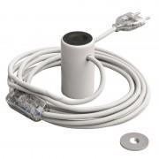 Magnetické svietidlo Magnetico®-Plug, biela farba (2)