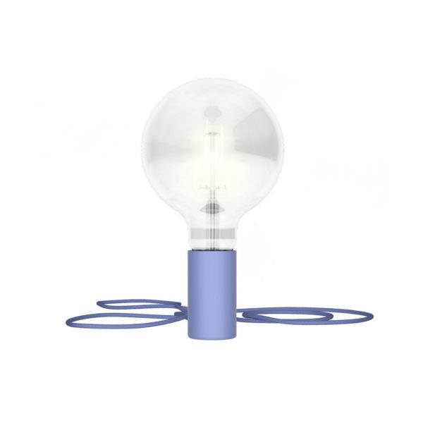 Magnetické svietidlo Magnetico®-Plug, modrá farba (1)