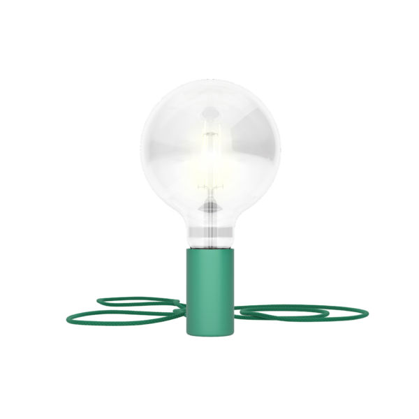 Magnetické svietidlo Magnetico®-Plug, zelená farba (1)