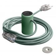 Magnetické svietidlo Magnetico®-Plug, zelená farba (2)