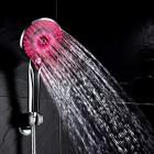 Sprchová hlavica s LED podsvietením a digitálnym teplomerom, 3 funkcie (5)