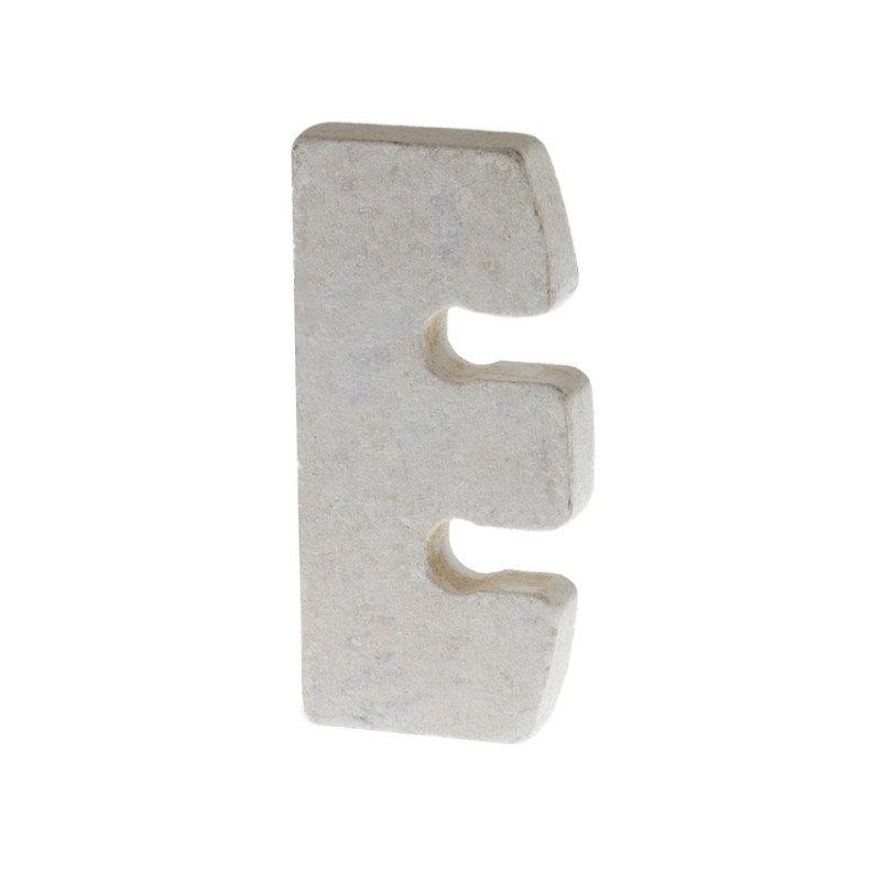 Drevený regulátor výšky závesného svietidla z prírodného dreva, biela farba (2)