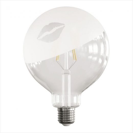 LED žiarovka Filament - Tattoo Lamp® Kiss, 4W, E27, 420lm (2)