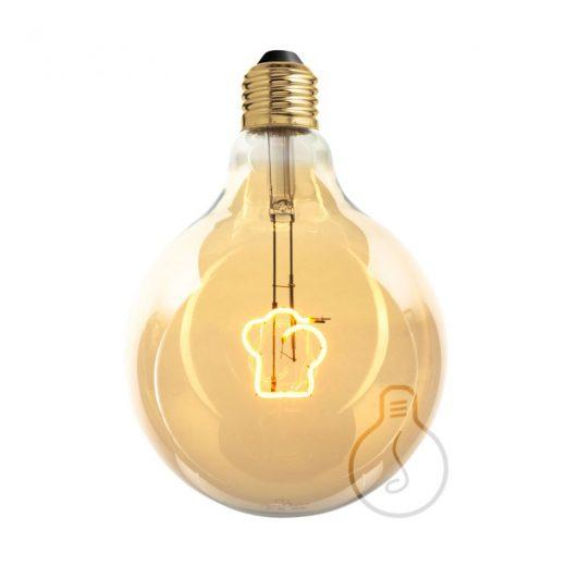 MASTERCHEF kuchynská žiarovka CAP, Teplá biela, 4W, 130lm (3)