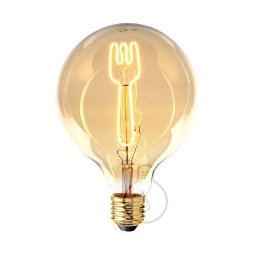 MASTERCHEF kuchynská žiarovka FORK, Teplá biela, 4W, 130lm (3)