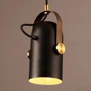 Nastaviteľná retro visiaca lampa v post modernom štýle.Je unikátne vďaka materiálu a modernému prevedeniu,ktoré neostane bez povšimnutia (1)