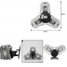 Vysoko intenzívna nastaviteľná žiarovka, 60W, 6000lm, E27 (3)