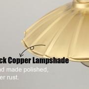 Závesné svietidlo pozostáva z originálneho tienidla s textilným skrúteným káblom, rozetou a štýlovou objímkou v jednotnom dizajne a farbe (2)