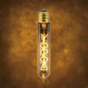 Vintage dekoračná žiarovka v retro štýle, LINE, 40W, 140lm (2)