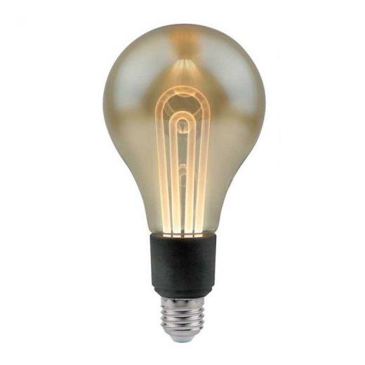 LED žiarovka G100 Filament - MODERN - E27, 5W, 250lm, Teplá biela