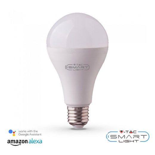 SMART Žiarovka RGB 20W, 1350Lm, E27, kompatibilná s AMAZON ALEXA + GOOGLE HOME