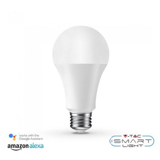 SMART Žiarovka RGB 9W, 800Lm, E27, kompatibilná s AMAZON ALEXA