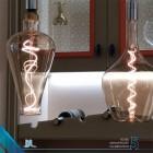 Vintage Filament žiarovka DEMIJOHN, zlatá - 5W, E27, 250lm, Stmievateľná, Teplá biela (2)