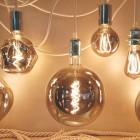 Vintage Filament žiarovka s inovatívnou špirálou, ktorá dokáže vytvoriť mimoriadne príjemné a relaxačné prostredie