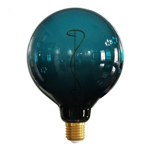 Farebná LED žiarovka DUSK SPHERE - E27, 4W, 100lm, Stmievateľná.