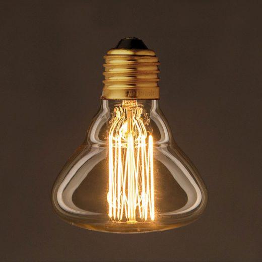 EDISON žiarovka - VINTAGE - E27, 25W, 60lm.