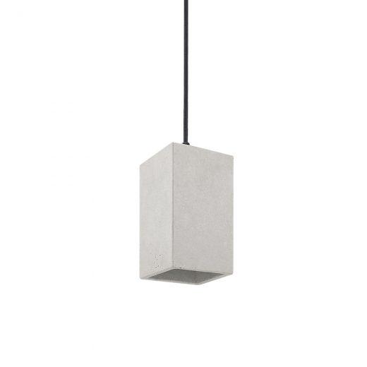 Betónové závesné svietidlo KOOL SP1 BIG | Ideal Lux