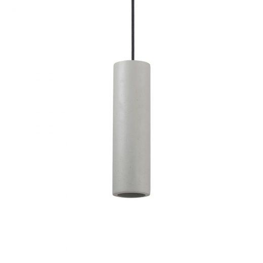 Betónové závesné svietidlo OAK SP1 ROUND CEMENTO | Ideal Lux