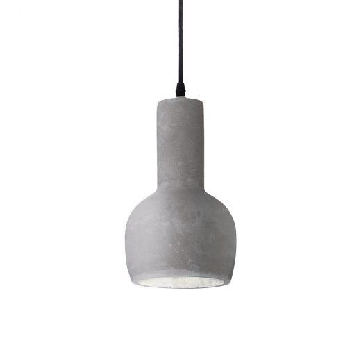Betónové závesné svietidlo OIL-3 SP1 CEMENTO | Ideal Lux
