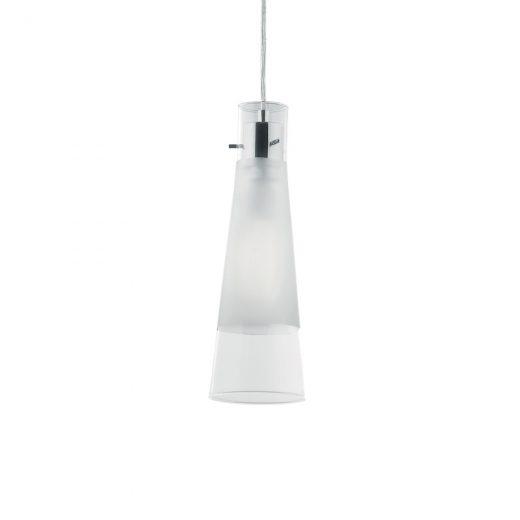 Moderné sklenené svietidlo KUKY SP1 CLEAR | Ideal Lux