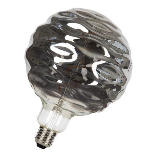 LED Žiarovka Big Joey Black, G150, E27, 3W, 2200K, 70lm, Stmievateľná | Bailey Lights