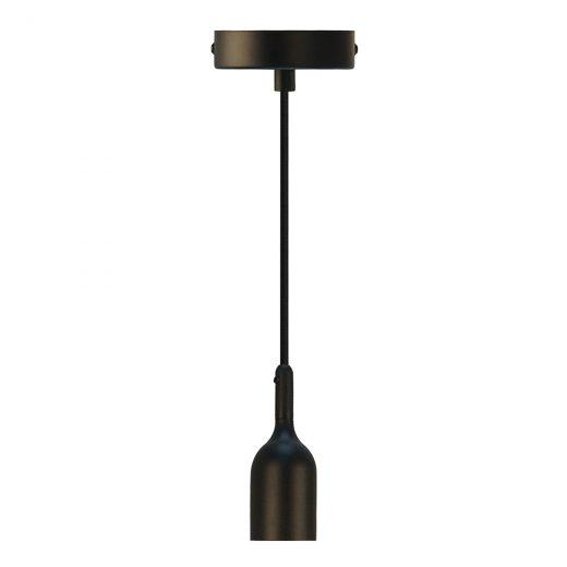 Moderné závesné svietidlo BELL v čiernej farbe | Daylight Italia
