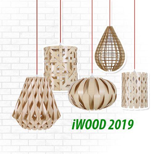 iWOOD - drevené originálne svietidlá