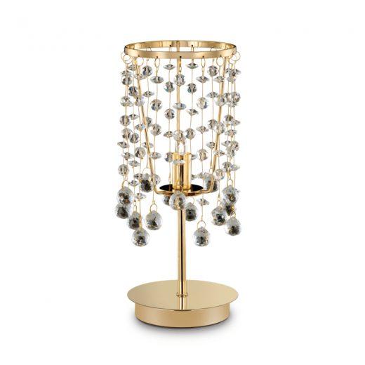 Moderná stolová lampa MOONLIGHT TL1 ORO | Ideal Lux